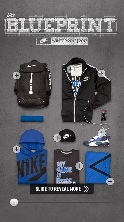 SWAG Magazine by Champs Sports - screenshot