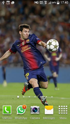 Leo Messi Wallpaper 3DParallax