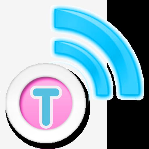 TrackCast LOGO-APP點子