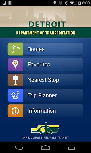 DDOT Bus App
