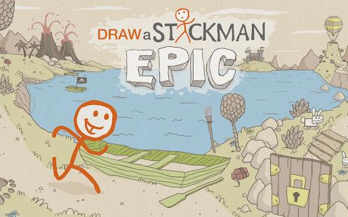 Draw a Stickman: EPIC - screenshot thumbnail