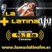 la mas latina