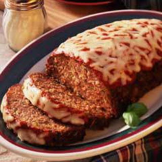 Pizza Meatloaf.