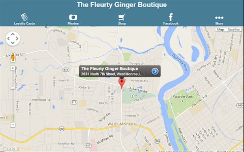 The Fleurty Ginger Boutique screenshot 3