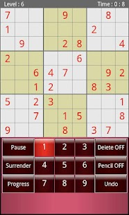 Adult Sudoku Free - screenshot thumbnail