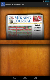 Morning Journal All Access- screenshot thumbnail