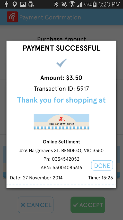 redy Shopper- screenshot