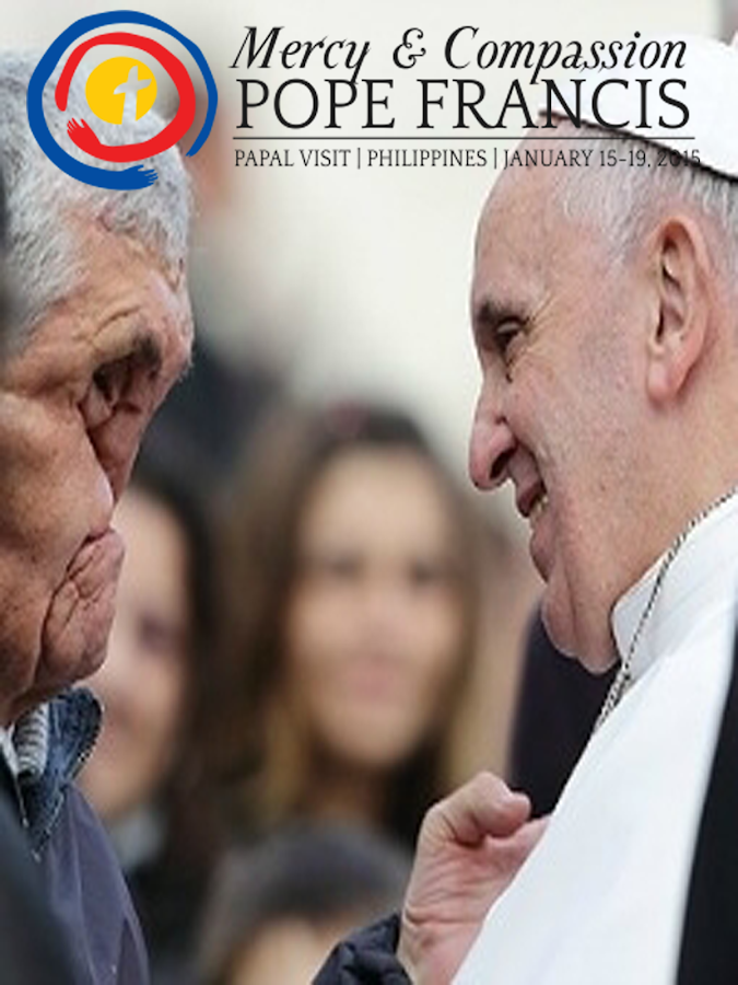 Papal Visit 2015 - Philippines- screenshot