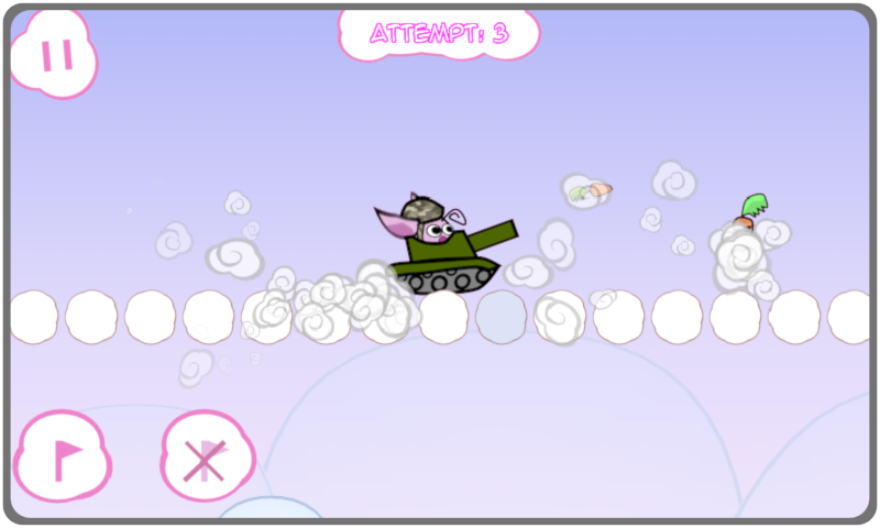 Bunny Rush Premium - screenshot