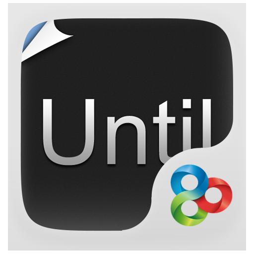 (FREE) Until GO Launcher Theme 個人化 App LOGO-APP試玩
