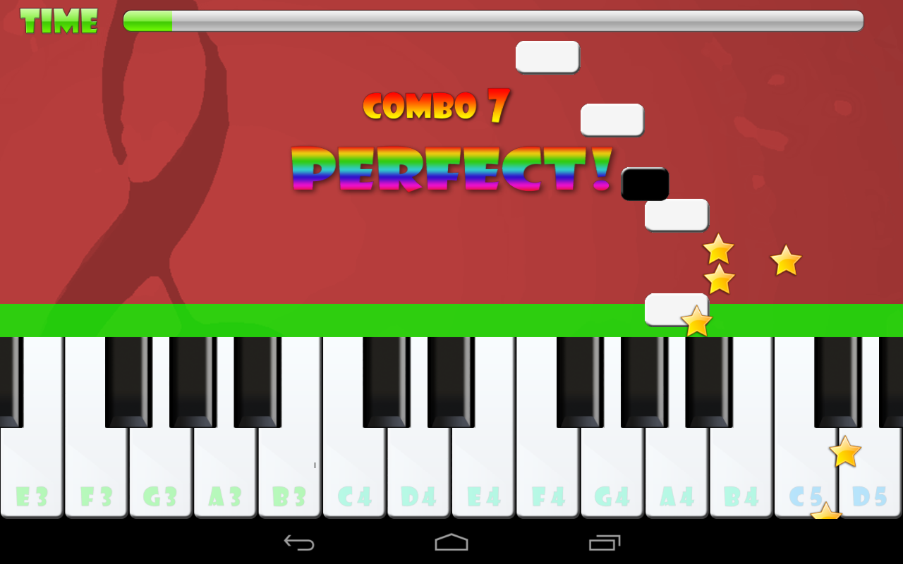 Piano Master Mozart Special - screenshot