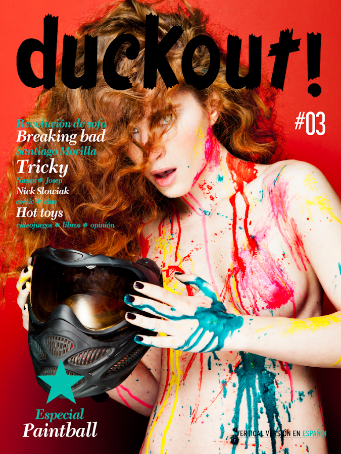 Duckout! Magazine- screenshot