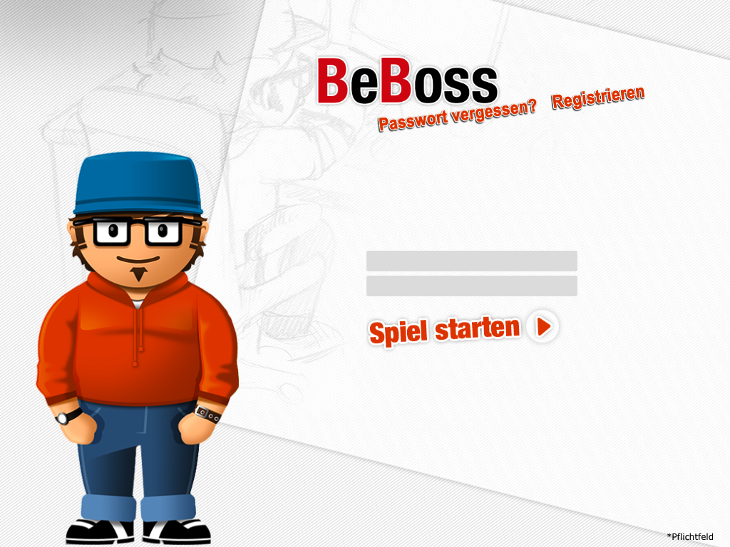BeBoss- screenshot