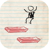 Stickman Jump: Flap The Doodle