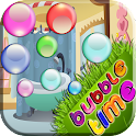 Bubble Time bath Popper icon