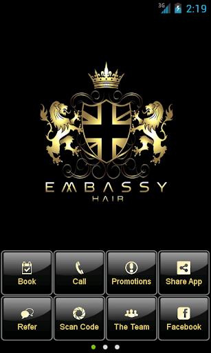 Embassy Hair