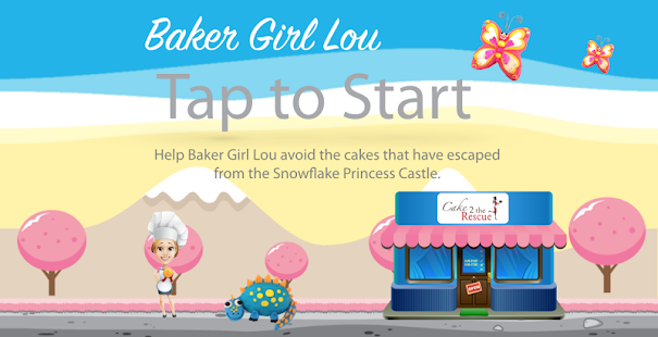 Baker Girl Lou- screenshot thumbnail