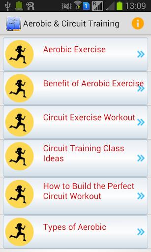 Aerobic Circuit Training