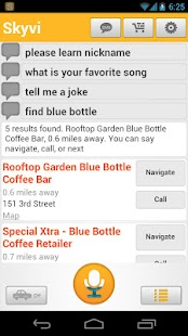 Skyvi (Siri like Assistant) - screenshot thumbnail