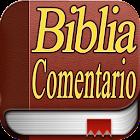 Comentario Bíblico icon