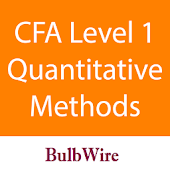 CFA Level 1 Quant Methods 2013