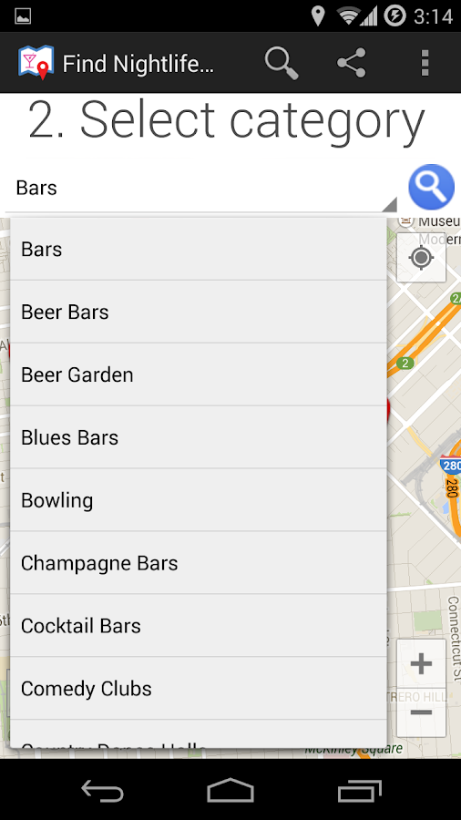 Close the Settings tab, reload this Yelp page, and try your search again. If you're still having trouble, check out Safari's support page. You can also search near a city, place, or address instead.