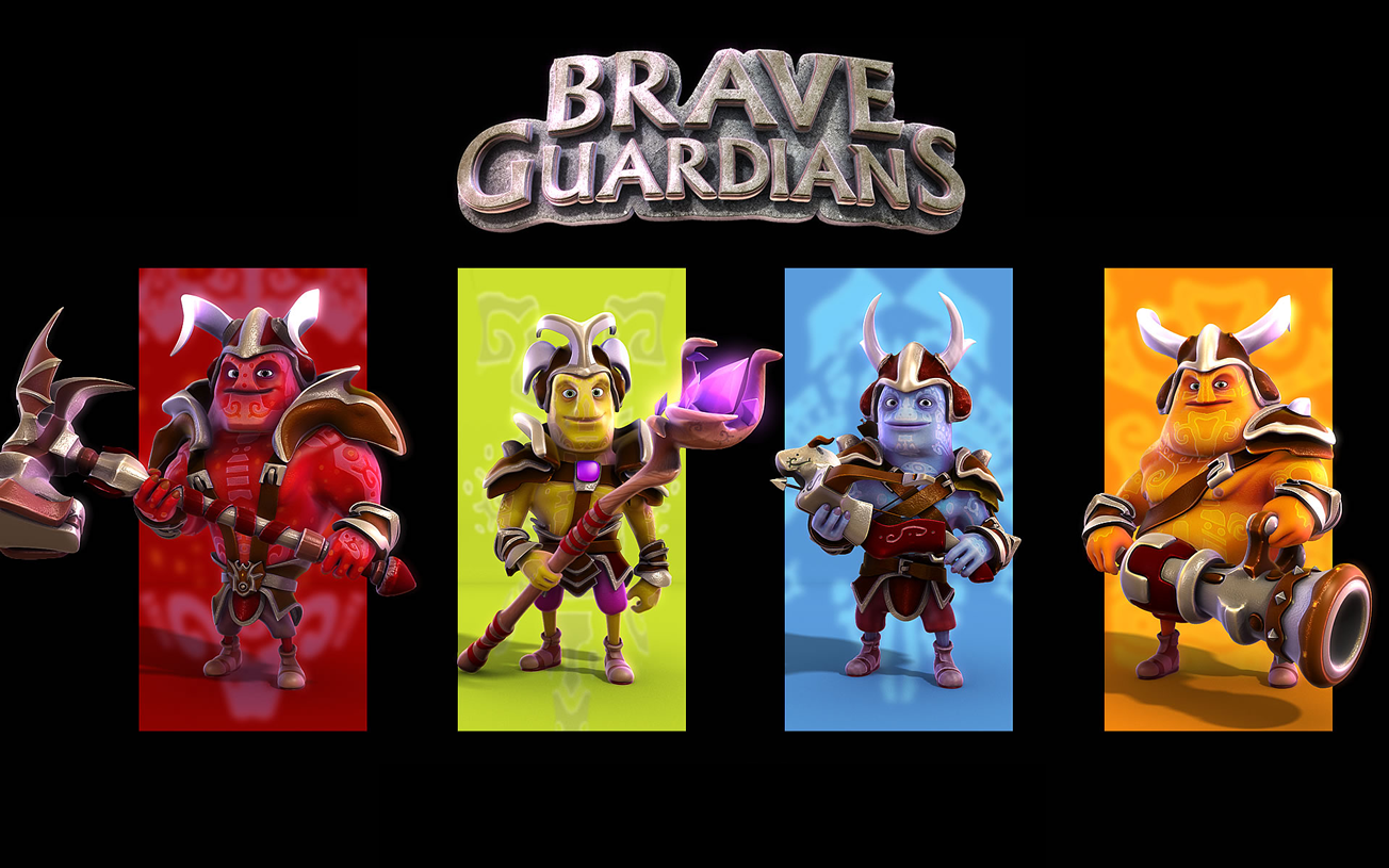Brave Guardians - screenshot