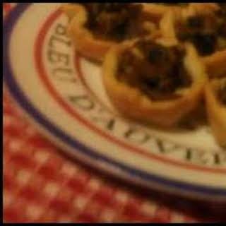 Wild Mushroom Puff Pastry.