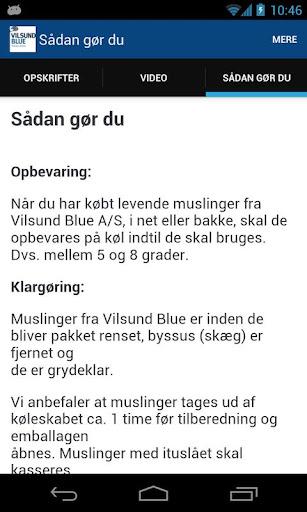 Vilsund Blue