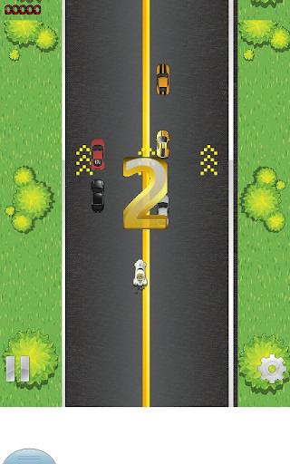 Play car racing for kids