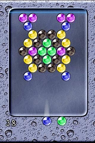 BubbleBubble Game - screenshot