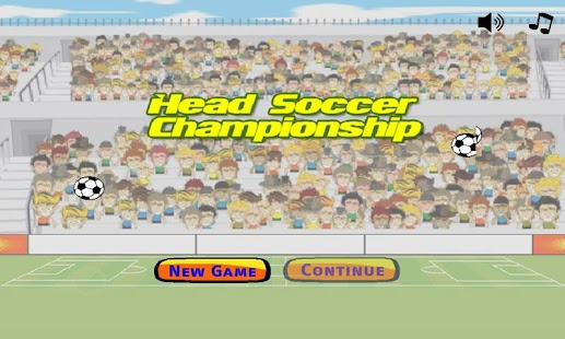 Head Soccer Championship - screenshot thumbnail