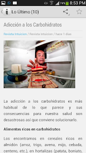 Revista Intuición - screenshot thumbnail