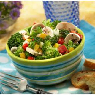 Fresh Broccoli Salad.