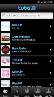 Tuba.FM - free music and radio - screenshot thumbnail
