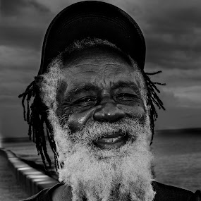 My man in Dominica by John Westwood - People Portraits of Men (  )