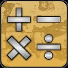 Calculate - Countdown Maths icon