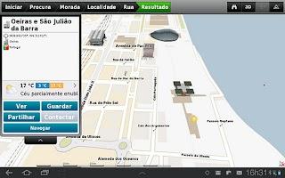 Screenshot of tmn drive HD