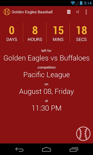 Golden Eagles Baseball