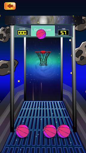 Baloncesto juego de triples