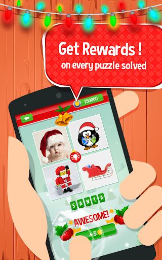 Christmas Quiz - 4 pics 1 word