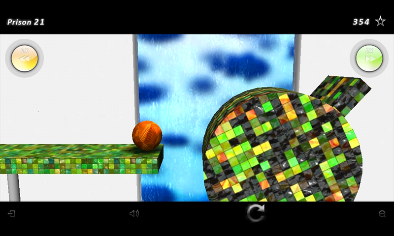 Balance Ball 3D (paid)- screenshot