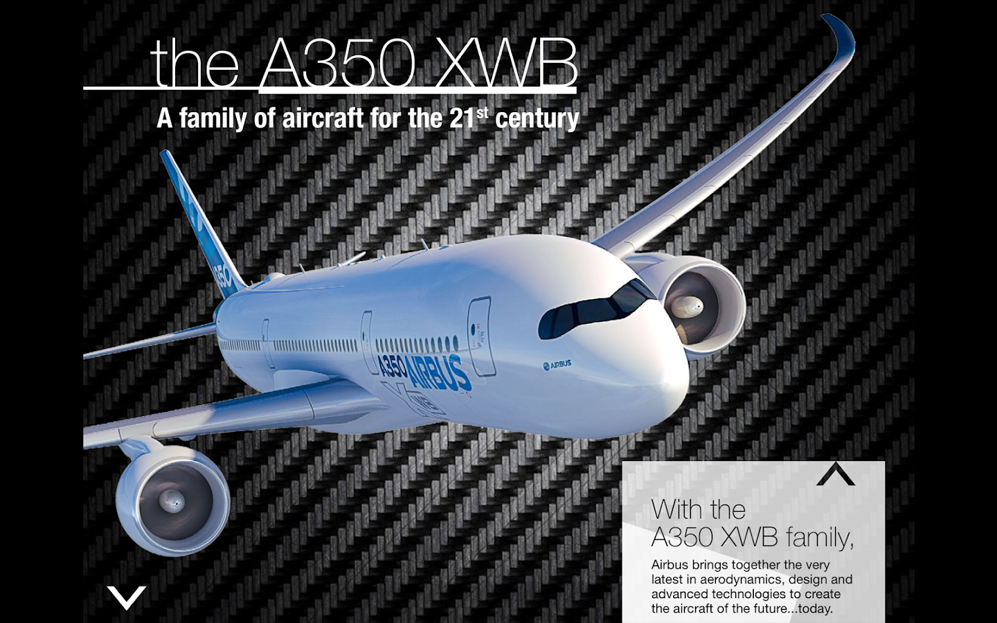 A350 XWB MAGAZINE - screenshot