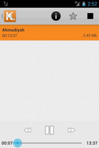 Kajian.net Explorer - screenshot