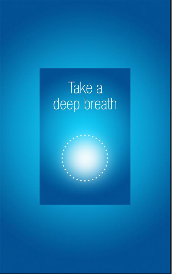 The Mindfulness App - screenshot