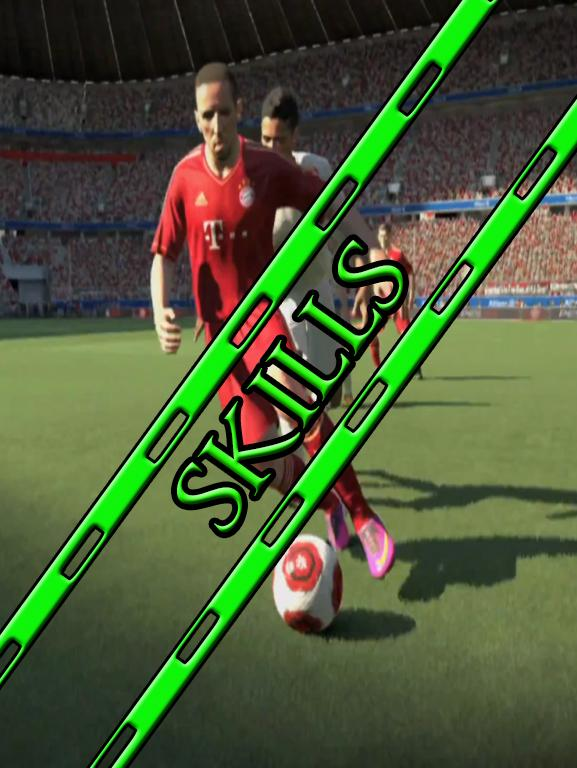 PES 2014 Tricks Skills - screenshot