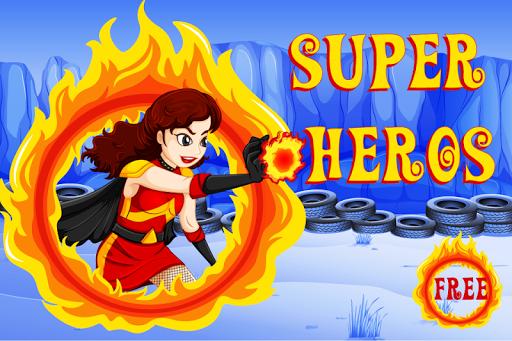スーパーヒーローズゲーム