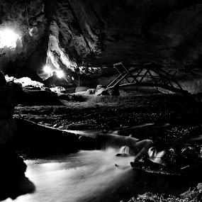 Pestera Bolii. (Bolii Cave, Romania) by Suciu Corina - Landscapes Caves & Formations (  )