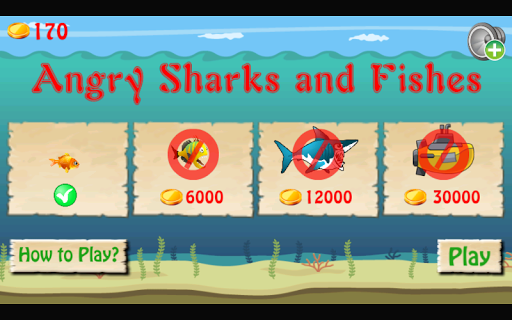 憤怒的鯊魚攻擊