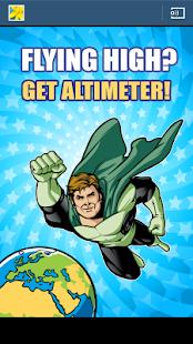 Altimeter GPS Calculator Pro